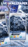 Winter Storm Live Wallpapers free screenshot 1/3