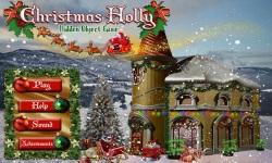 Free Hidden Object Game - Christmas Holly screenshot 1/4
