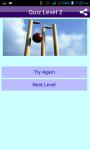 Cricket Quiz on IPL Sports screenshot 6/6