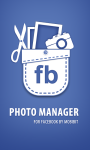 Fb Photo Manager screenshot 1/4