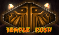 Temple Rush 240x320 FT screenshot 1/5