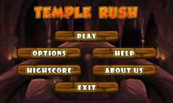 Temple Rush 240x320 FT screenshot 2/5