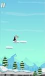 Penguin Jump Symbian screenshot 3/4