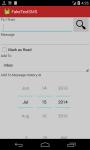 Fake SMS Sender Reciever screenshot 1/5