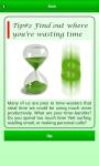 Time Management Book screenshot 2/4