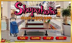 Free Hidden Object Games - Shopaholic screenshot 1/4