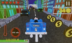 Traffic Racer Crazy screenshot 3/6
