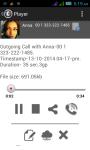 Automatic Call Recorder Plus screenshot 4/6