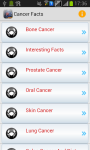 Cancer Facts and More screenshot 1/3