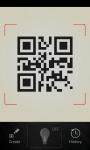 B-arcode scanner screenshot 3/3