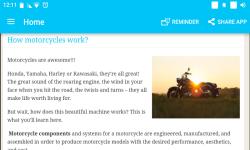 How motorcycles work screenshot 1/2