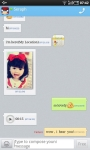 Youni Messenger Free screenshot 1/6