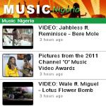 Music Nigeria Lite screenshot 1/3