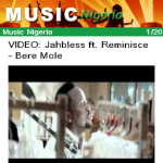 Music Nigeria Lite screenshot 2/3