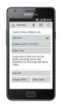 Task Radar - Task List screenshot 4/6