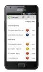 Task Radar - Task List screenshot 5/6