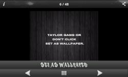 Taylor Gang Wallpapers screenshot 1/4