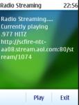 Radio Stream screenshot 2/2