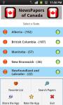 All Newspapers of Canada screenshot 1/5