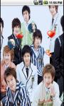 Super Junior Live Wallpaper screenshot 1/5