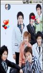 Super Junior Live Wallpaper screenshot 2/5