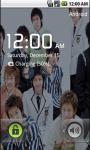 Super Junior Live Wallpaper screenshot 3/5