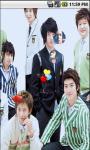 Super Junior Live Wallpaper screenshot 4/5