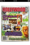 Hollywood Weekly Magazine screenshot 1/1