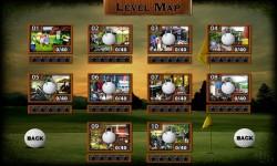 Free Hidden Objects Game - Great Golf screenshot 2/4