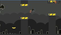 Flappy Batman screenshot 2/2