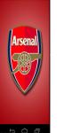 Arsenal FC wallpaper HD screenshot 1/3