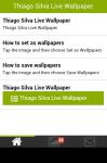 Thiago Silva Live Wallpaper screenshot 2/5