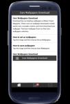 Cars Wallpaper Download screenshot 1/6