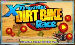 3D Xtreme Dirt Bike Race screenshot 1/6