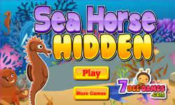 Sea Horse Hidden screenshot 1/2