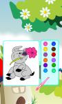 Coloring Game-Jolly Pigs screenshot 3/3