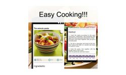 Pasta recipes food screenshot 3/3