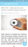 Tech 360 - Actualités Tech screenshot 2/6