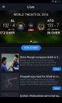 Live Cricket Score Schedule and News screenshot 1/6