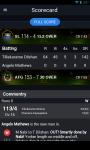 Live Cricket Score Schedule and News screenshot 2/6