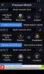 Live Cricket Score Schedule and News screenshot 4/6