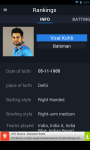 Live Cricket Score Schedule and News screenshot 6/6