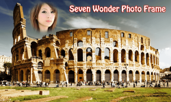 7 Wonders Photo Frame screenshot 1/4
