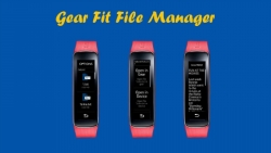 Gear Fit File Manager specific screenshot 3/6