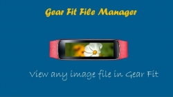 Gear Fit File Manager specific screenshot 6/6