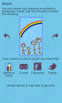Rainbow Draw Free screenshot 4/5
