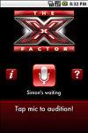 X Factor Audition screenshot 1/1