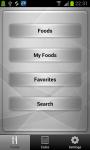 Diet and Calories Tracker screenshot 1/6