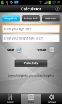 Diet and Calories Tracker screenshot 4/6