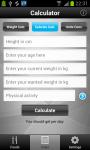 Diet and Calories Tracker screenshot 5/6